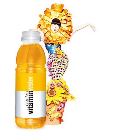 Advertising / Vitamin Water : Matt Irwin